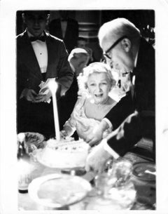 Broadway star and dancer Irene Castle 70th Birthday at the Plaza Hotel