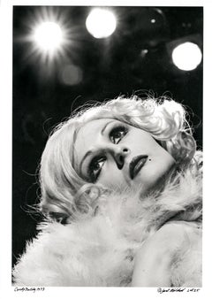 Candy Darling Limited Estate Edition Jack Mitchell Photograph