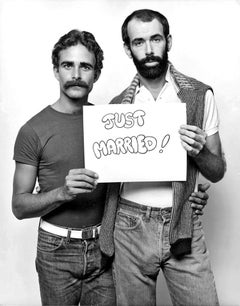 Chris Forbes & Robbie Morgan, Gay Marriage Activists, for After Dark magazine