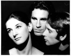 Cynthia Gregory, Ted Kivitt & Ivan Nagy triple portrait for Dance Magazine