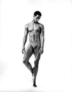 Dance Theatre of Harlem dancer Joe Wyatt