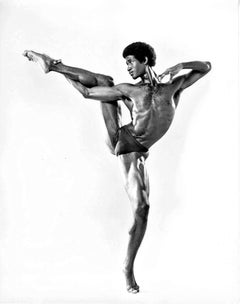 Dance Theatre of Harlem dancer Mel Tomlinson