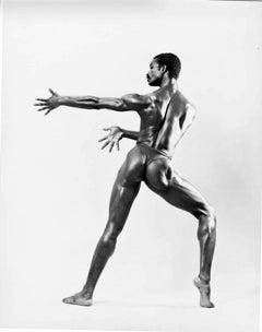 Dance Theatre of Harlem dancer Roman Brooks