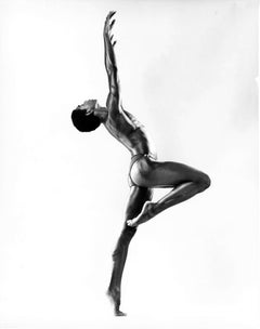Dance Theatre of Harlem dancer Ronald Perry
