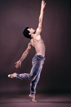 "Dancer/Choreographer Christopher Gillis, Color 17 x 22"" Exhibition Photograph"