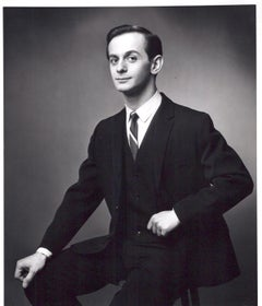 Dancer, Choreographer & Company Founder Robert Joffrey photographed in