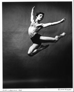 Dancer/Choreographer Lar Lubovitch