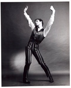 Dancer & Choreographer Louis Falco Performing