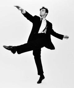 Dancer/choreographer Mark Morris performing 'One Charming Night'
