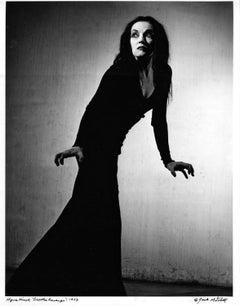 "Dancer/choreographer Myra Kinch in ""Giselle's Revenge"", signed by Jack Mitchell"