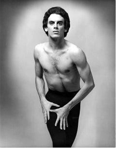 Dancer Fernando Bujones, photographed for Dance Magazine