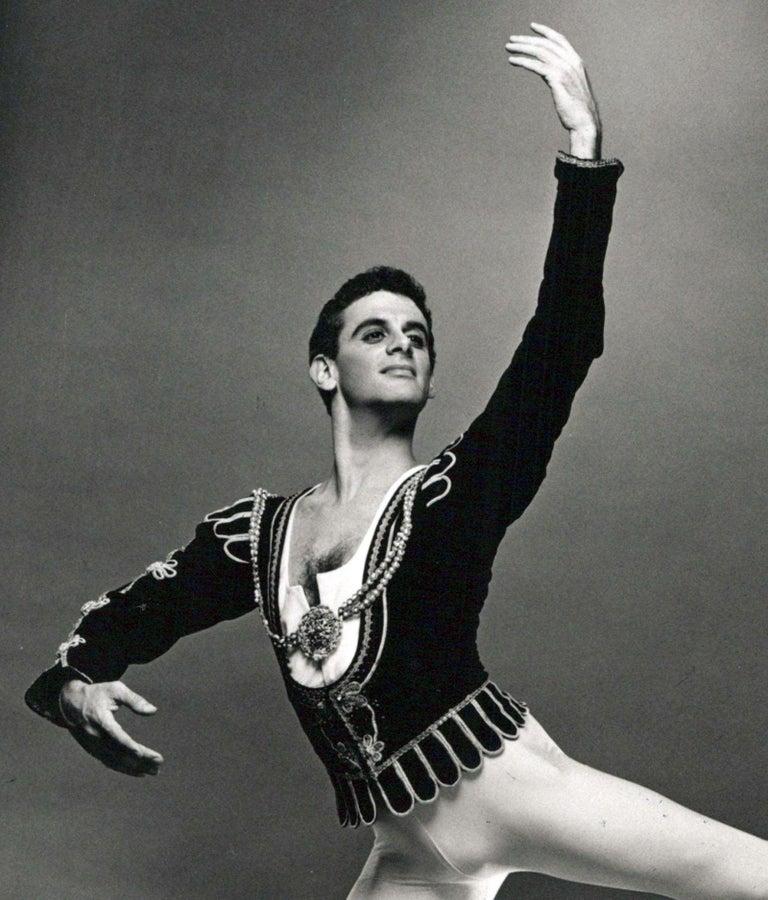 Jack Mitchell - ABT principal dancer John Kriza, iconic
