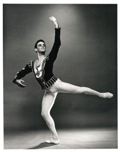Dancer Fernando Bujones, the youngest principal male dancer in ABT history
