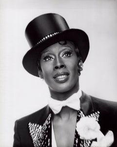 Dancer Judith Jamison in costume for the Broadway musical 'Sophisticated Ladies'