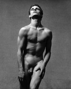 Dancer Steven-Jan Hoff photographed nude for After Dark magazine