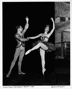 Dancers Erik Bruhn & Nora Kaye in American Ballet Theatre's 'Paquita'