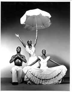 Don Bellamy, Renee Robinson & Nasha Thomas in Alvin Ailey's 'Revelations'