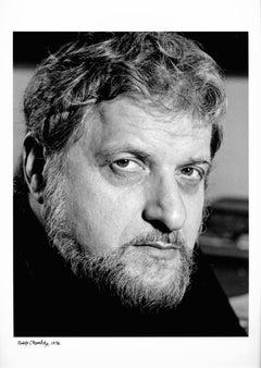 Dramatist and Screenwriter Paddy Chayefsky