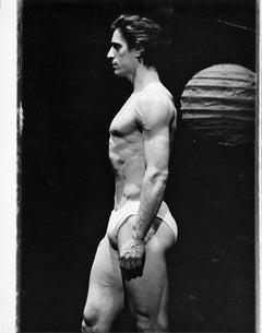 "Edward Villella in New York City Ballet's Dance/Drama ""Watermill"""