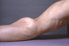 Famed Dancer/Choreographer Louis Falco, nude study