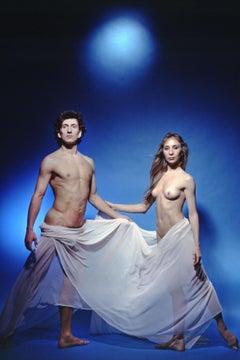 Famed dancers Julio Bocca & Eleonora Cassano nude for 'Playboy' magazine
