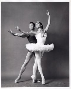 Famed Native American Ballerina Maria Tallchief & Kent Stowell in 'Sylvia'