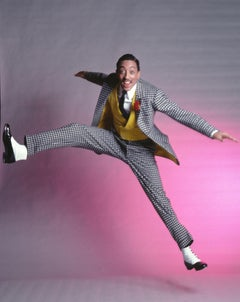 "Gregory Hines in 'Sophisticated Ladies', Color 17 x 22"" Exhibition Photograph"
