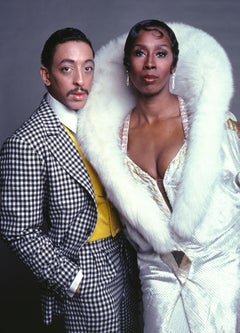 Gregory Hines & Judith Jamison in 'Sophisticated Ladies', Color 17 x 22""