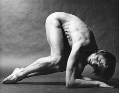 Harkness Ballet Dancer Zane Wilson, photographed nude for After Dark magazine