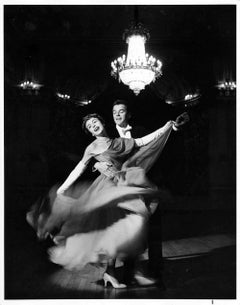 Husband-and-wife dance team Marge and Gower Champion
