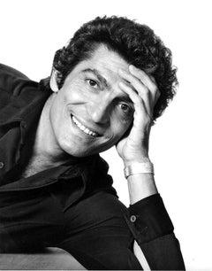 Italian-American tenor & actor Sergio Franchi