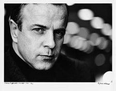 Italian Director Franco Zeffirelli, 1967, signed by Jack Mitchell