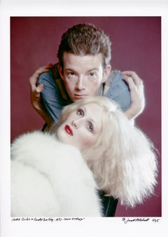 Jackie Curtis & Candy Darling Limited Estate Edition Jack Mitchell Photograph