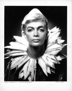 Joffrey Ballet Dancer Robert Blankshine portrait in full costume & stage makeup