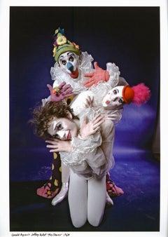 Joffrey Ballet performers in Gerald Arpino's 'The Clowns'