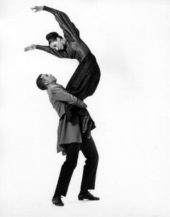 Joyce Trisler & James Truitte performing Alvin Ailey's 'The Beloved'