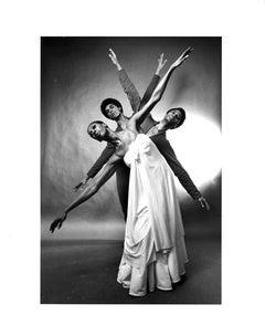 Judith Jamison, Clive Thompson & Kelvin Rotardier Alvin Ailey 'Mary Lou's Mass'