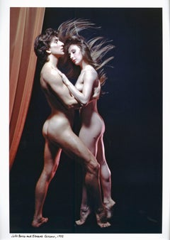 Julio Bocca and Eleonora Cassano photographed nude for Playboy