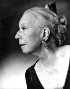 Legendary ballet and Broadway choreographer Agnes de Mille