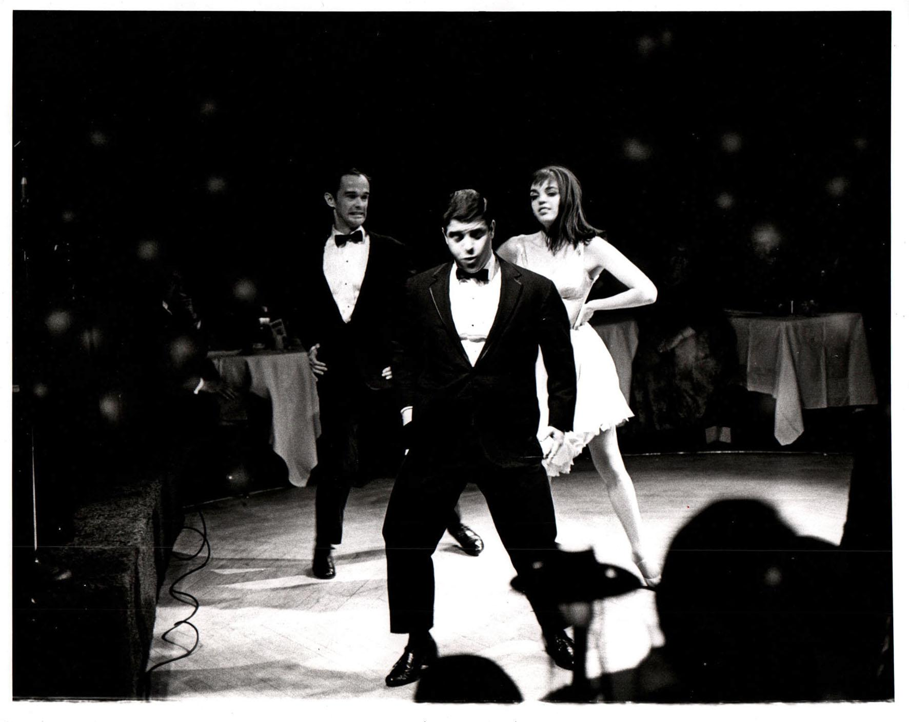Liza Minelli, cabaret act at the Persian Room at the Plaza Hotel in NYC