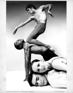 Louis Falco & Jose Limon Dancers performing 'Tragedy'