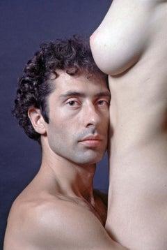 Marcus & Debbie Williamson, nude study for 'After Dark' magazine