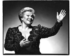 Metropolitan Opera soprano Marilyn Horne