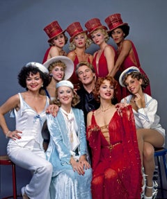 """Patti LuPone 'Anything Goes' Dance Magazine Cover 17 x 22"""" Exhibition Photograph"""