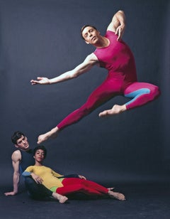 "Paul Taylor & His Dance Company, Color 17 x 22"" Exhibition Photograph"