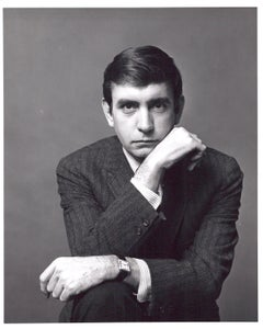 Pulitzer prize-winning playwright Edward Albee