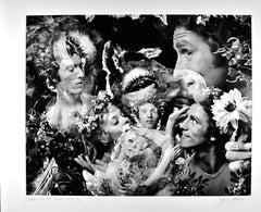 Rebecca Wright, Burton Taylor & Russell Sultzbach in Joffrey Ballet's 'Dream'