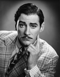 Stage and film actor Kevin Kline in costume for 'On the Twentieth Century'