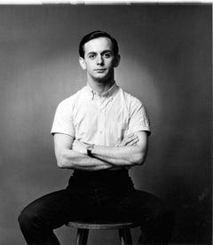 Studio Portrait of Dancer/Choreographer and Company Founder Robert Joffrey