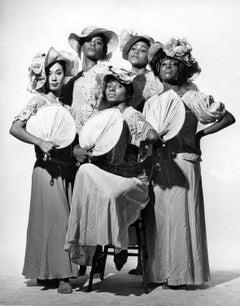 Takato Asakawa, Hope Clarke, Lucinda Ransom, Joan Peters & Loretta Abbott